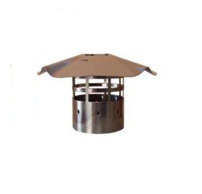 Immergas Hlavice 80 - výfuk - svislá