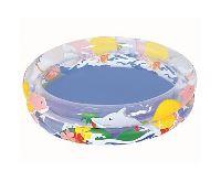Bestway Dětský bazén Sea Life 91 x 20 cm
