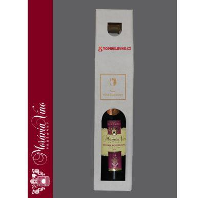 Láhev značkového vína ZDARMA