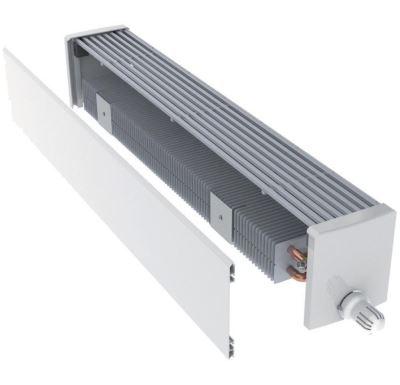 MINIB Nástěnný konvektor COIL-NP-1/4  1250 mm Bez ventilátoru