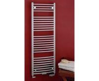 Koupelnový radiátor PMH DANBY D2W 600/ 940 - bílý
