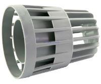 Regulus Hlavice 60/100, vodorovná, plast A1001504