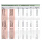 Reflex expanzní nádoba  N  500/6l - 500l, 6 bar