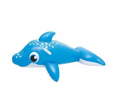 Bestway Nafukovací delfín s úchyty 157 x 89 cm