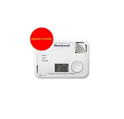 Honeywell CO Alarm XC100D-CS Detektor oxidu uhelnatého