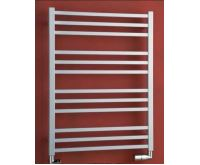 Metalicky stříbrný koupelnový radiátor PMH AVENTO AV1MS 500/ 790