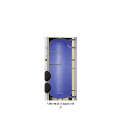 Reflex LS  500 Akumulační nádrž