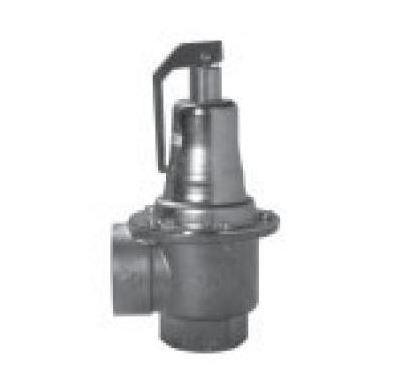 """DUCO pojistný ventil   5/4""""x 6/4""""  2,5 bar - membránový"""