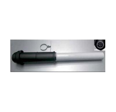 Protherm Sestava komínová 80/125 mm - 1 m černá