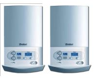Vaillant 2x VU 356/5-5 ecoTEC plus + calor MATIC 630/3 + modul VR 32 Kotel kondezační