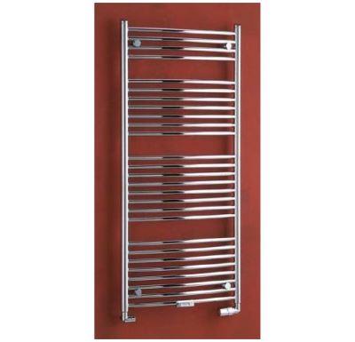 Chromový koupelnový radiátor PMH DANBY D8C 600/1640