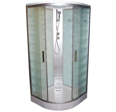Sprchový box 90x90x197cm-bez stříšky