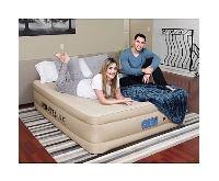 Bestway Air Bed AlwayzAir Fortech dvoulůžko s vestavěným kompresorem