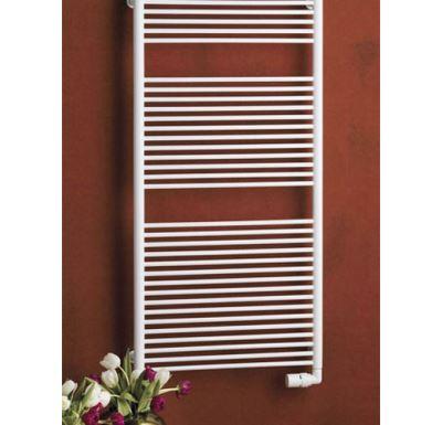 Koupelnový radiátor PMH TAIFUN TC5W 500/1630 - Bílý