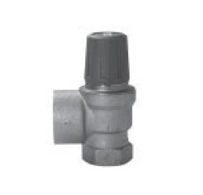 """DUCO pojistný ventil   1""""x 5/4""""  2,5 bar - membránový"""
