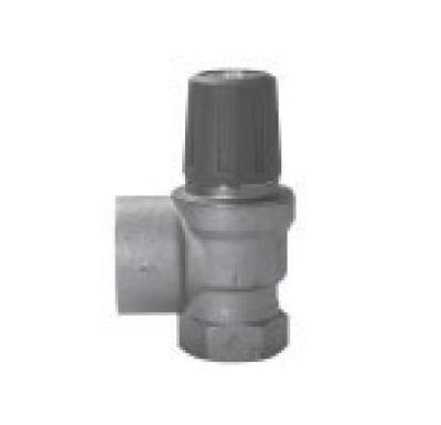 """DUCO pojistný ventil   1""""x 5/4""""  4 bar - membránový"""