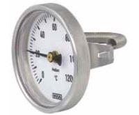 Teploměr příložný 0-120 °C
