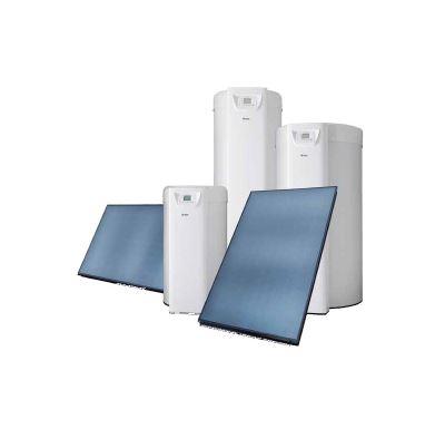Protherm HelioSet 2.250 V + elektrokotel RAY  6K solární sestava