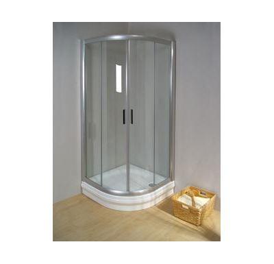RAVAK sprchový kout RAPIER NRKCP4-100 white+transparent