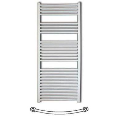 Koupelnový radiátor Thermal KDO-SP 600/1320 středové připojení