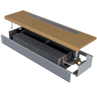 MINIB Parapetní konvektor COIL-KP 1250mm
