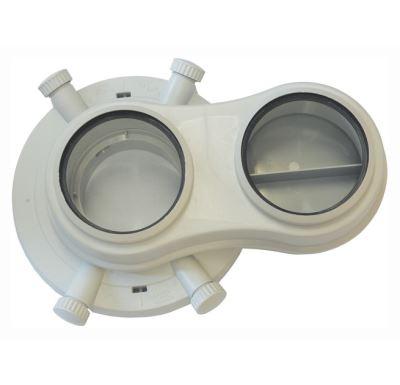 Vaillant Připojovací adaptér 80/80 mm