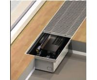BOKI InFloor Podlahový konvektor F2C 110/240-1800mm - pozink S ventilátorem