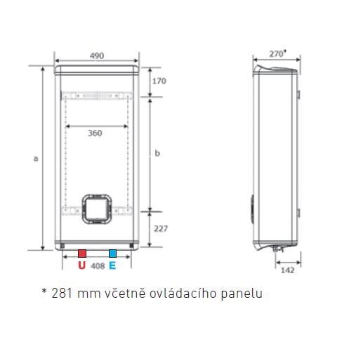 ariston velis evo 80 oh va vody elektrick topenilevne cz. Black Bedroom Furniture Sets. Home Design Ideas