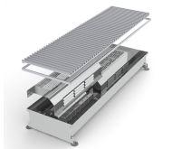 MINIB Podlahový elektrický konvektor COIL-TE 1500mm S ventilátorem