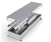 MINIB Podlahový elektrický konvektor COIL-TE 2500mm S ventilátorem