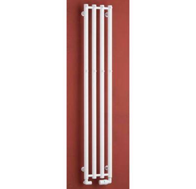 Koupelnový radiátor PMH ROSENDAL RLW 950/ 266 - Bílý