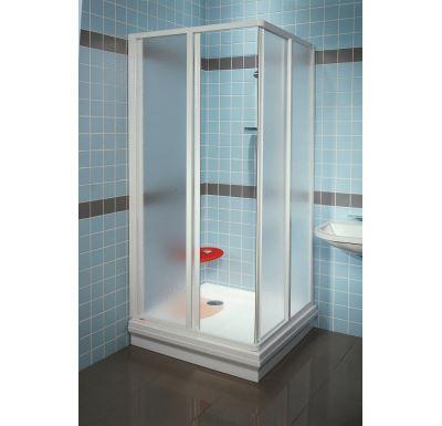 RAVAK díl sprchového koutu SUPERNOVA SRV2 - 80 S white+transparent