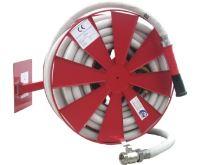 Hydranty DN 33 - 20 m - na zeď, bez skříně, proudnice 13
