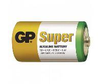 GP Batteries Alkalická baterie GP Super LR20 D 2 ks