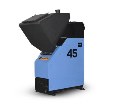 Varimatik VM  45 Kotel na tuhá paliva
