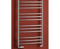 Chromový koupelnový radiátor PMH LAVENO LN3C 500/1210