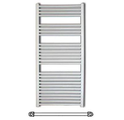 Koupelnový radiátor Thermal KD-SP 450/1680 středové připojení