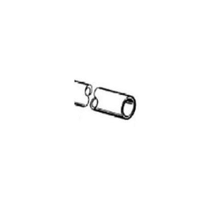 Immergas Trubka 80 / 250, výfuk, včetně těsnění