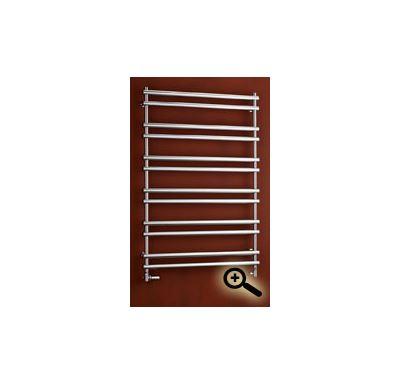 Chromový koupelnový radiátor PMH ULYSSES U6C 900/ 838