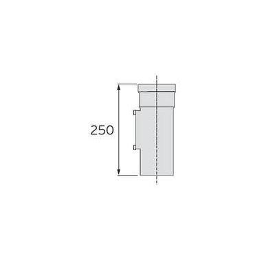Vaillant Revizní otvor, 0,25 m, O 80 mm