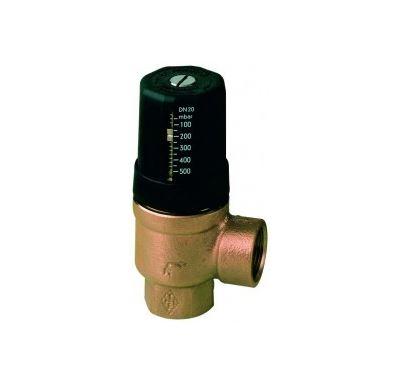 """Heimeier Hydrolux DN 25  přepouštěcí ventil 1"""""""