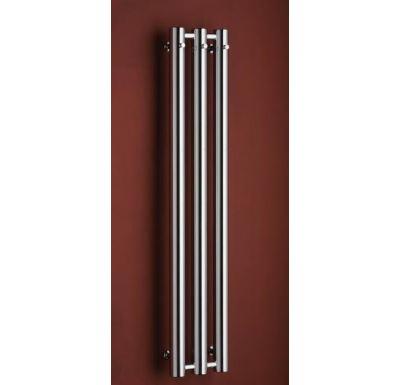 Chromový koupelnový radiátor PMH ROSENDAL R2C/2 115/1500
