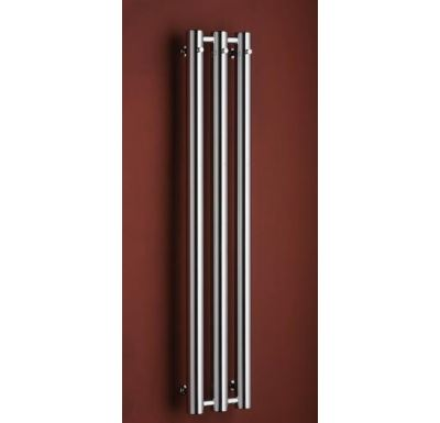 Chromový koupelnový radiátor PMH ROSENDAL R70/3C 292/1500