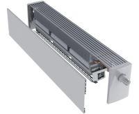 MINIB Nástěnný konvektor COIL-NK-2 1250mm S ventilátorem