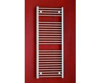 Chromový koupelnový radiátor PMH SAVOY CS5 600/1210