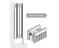 Radiátor VK 22-450/1200 - PURMO AKCE Termohlavice za 50,- Kč