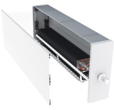MINIB Samostatně stojící konvektor COIL-SK-2 1250mm