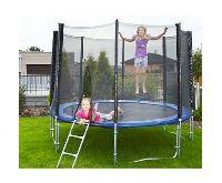 Fitness King Trampolína 305 cm + ochranná síť
