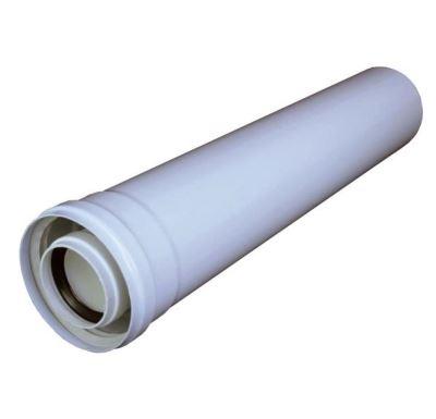 AZ prodloužení 60/100 PP/plech, 1 m