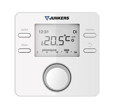 Junkers CW 100 - ekvitermní regulace